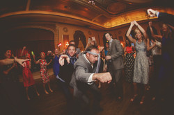 Standing Room Only, Wedding, Chicago