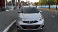 NISSAN MARCH 2017.
