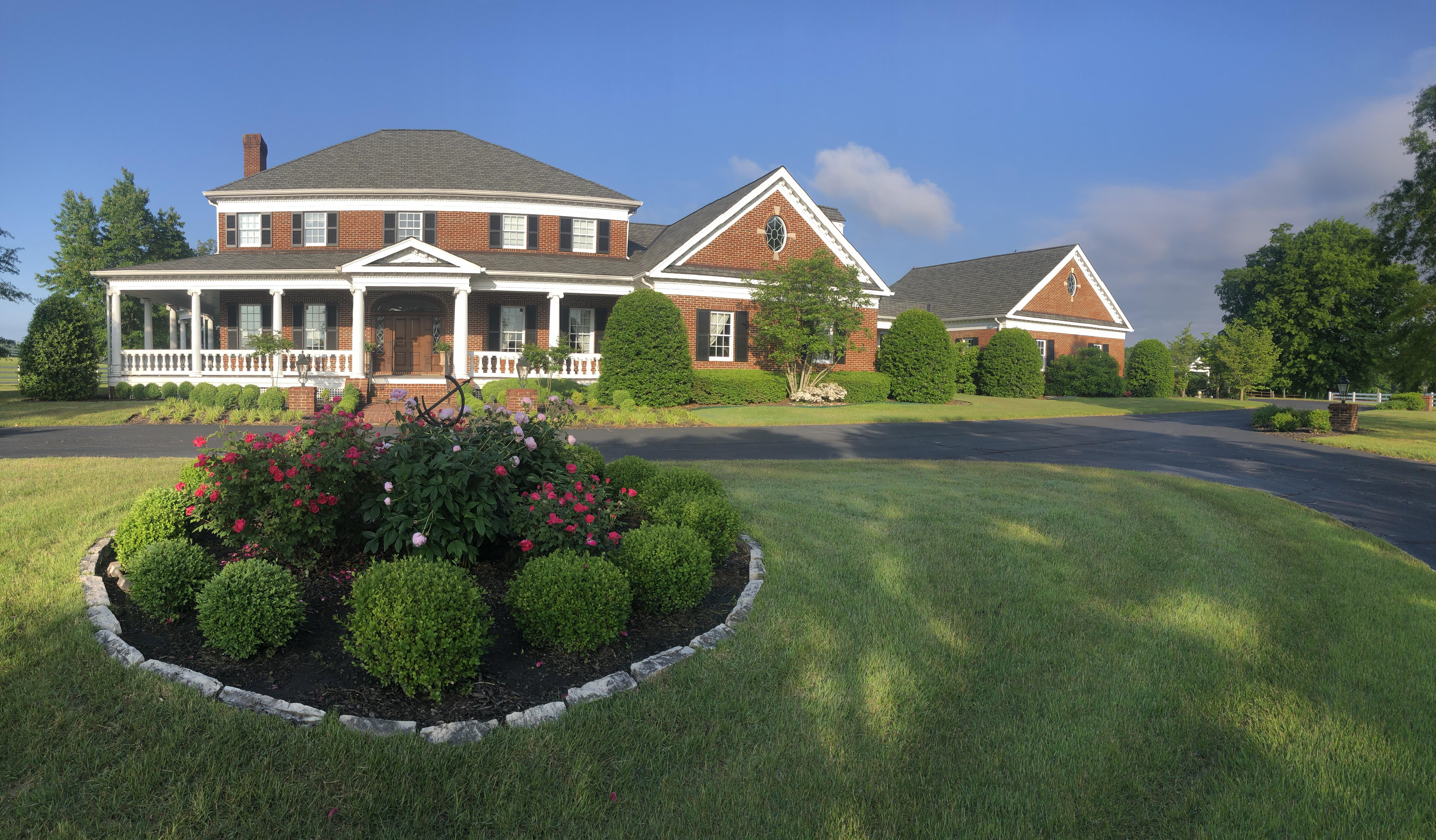 Driveway House