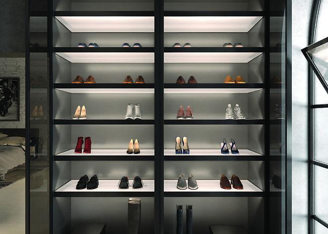 ShoesStorage, Cabinet, Closet Design