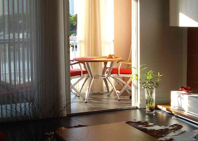 Outdoo Furniture, Wall Unit, Window Treatment