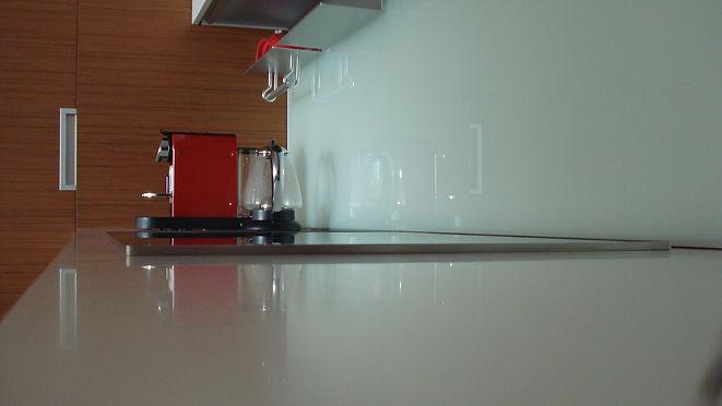 Corian Countertop, Cooktop, Veneer