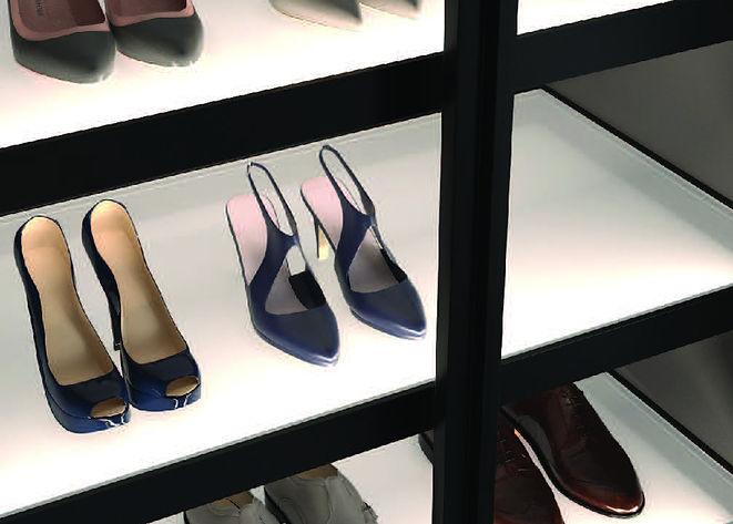 Shoes Shelves, Home Organization, Walk In Closet