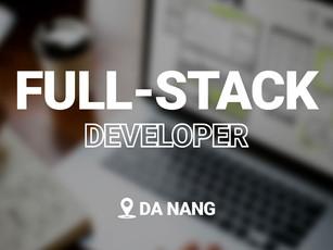 02 Full-stack Developers (NodeJS)