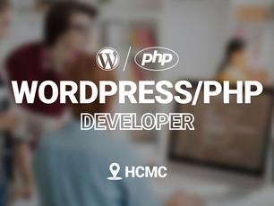 02 WordPress/PHP Developers