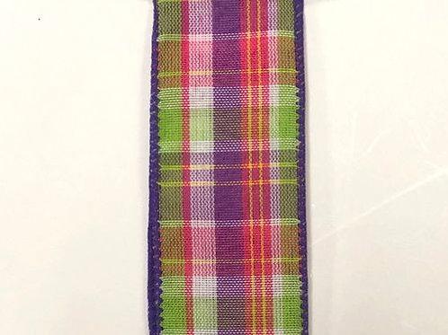 "Bertie, Purple Lime Pink 1.5""x50YDS"
