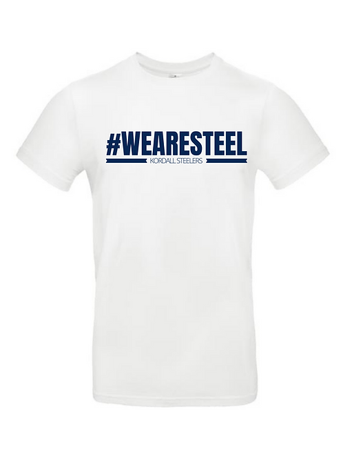 TSHIRT KDS #WEARESTEEL