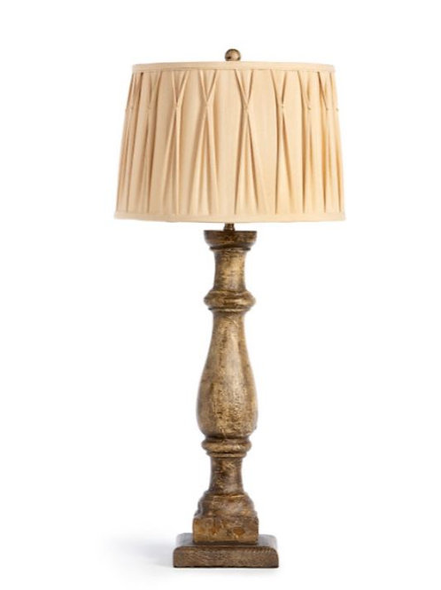 Paint Column Lamp