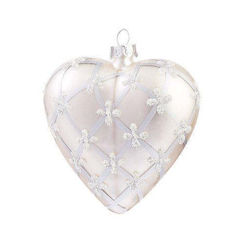 "Heart Ornament 4"""