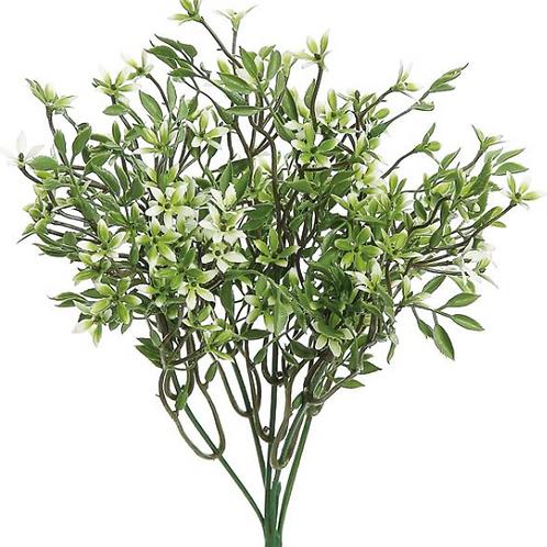 "New Leaf Bush 14.5"" UV/FR LT GR"