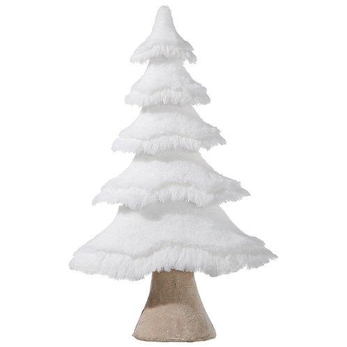 """Flat Fur Tree 23.5"""""""