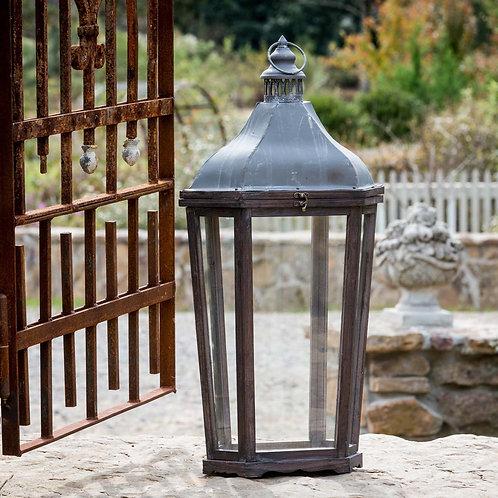 French-Style Mantel Lantern