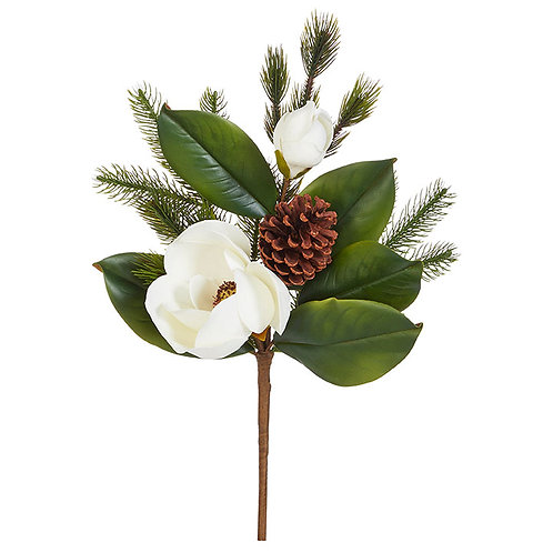 """Real Touch Magnolia Pick 20.75"""""""