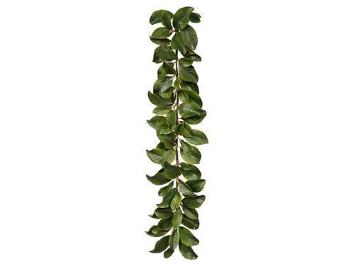 Magnolia Leaf Garland 5'
