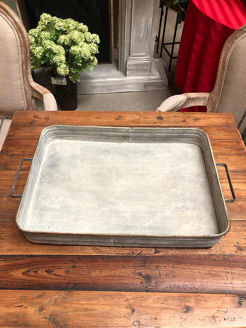 Metal Box Trays Large