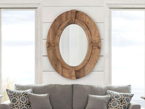 Oval Estate Window Mirror