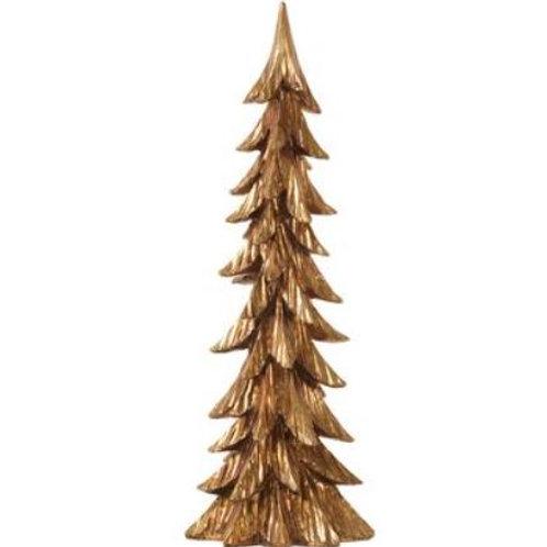 "Tree 24"", Gold"