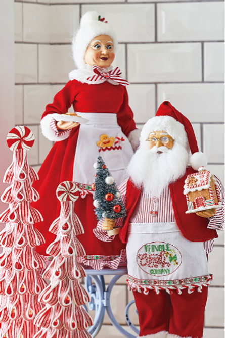 """Kringle Candy Co Mrs. Claus 18"""""""