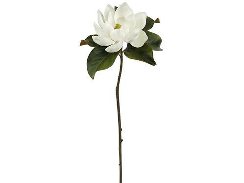 """Magnolia Two-Toned White 33.5"""""""