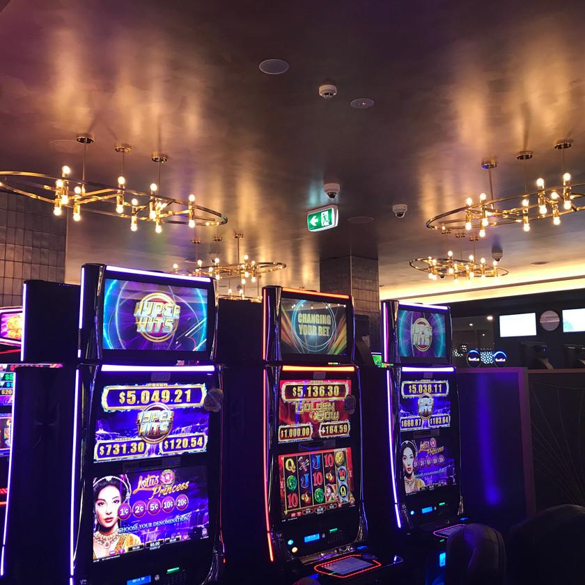 Hotel Gaming Room Design