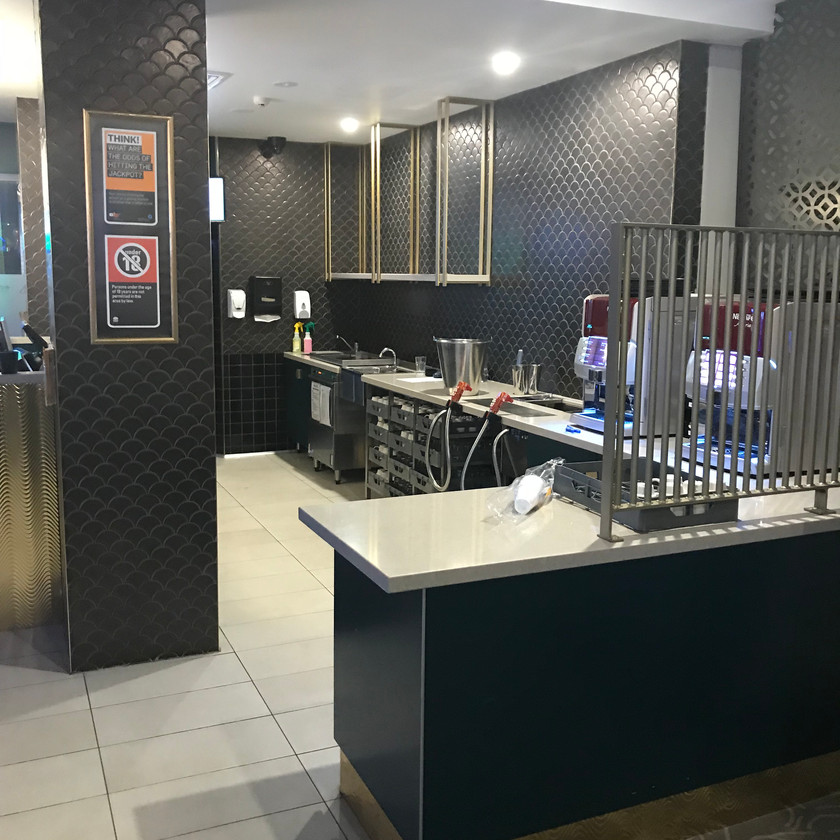 Hospitality Fit outs. Refurbishment. Commercial Builder