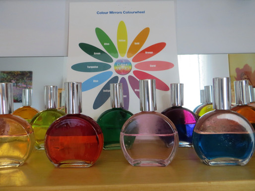 Colourful New Beginnings at Sherry Brouzes Feng Shui