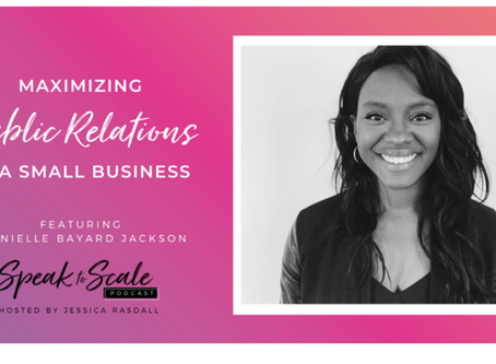 Listen now: How to maximize PR as a small business