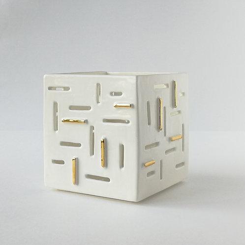 Подсвечник City Lights Cube #1