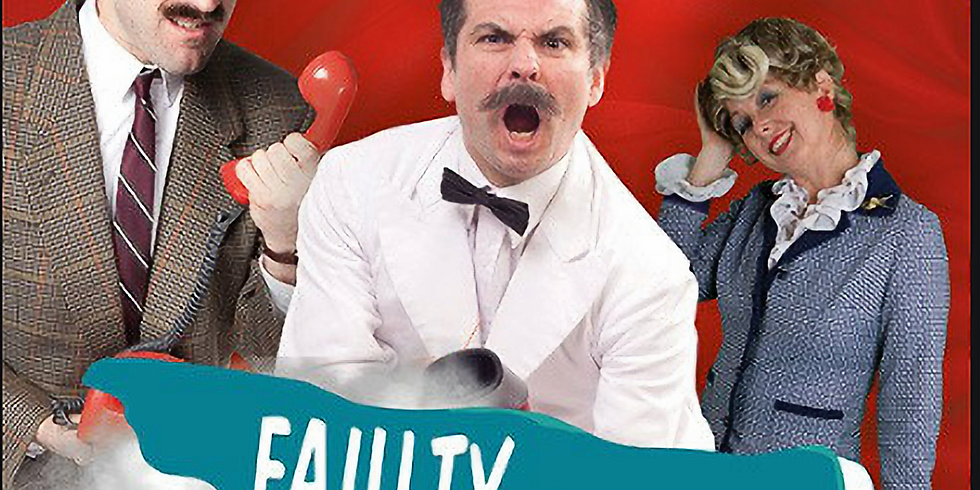 Faulty Towers Returns