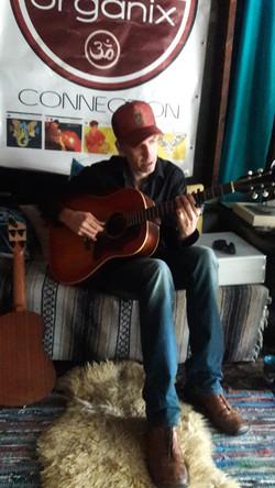 Geoff Brandin Guitar