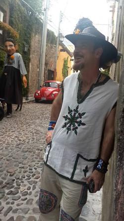 Tete in San Migel de Allende Mexico