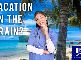Vacation On The Brain?