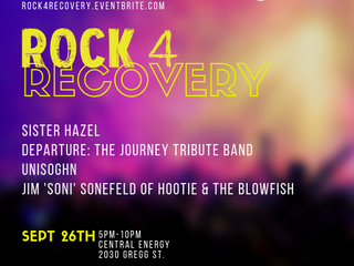 Rock 4 Recovery 2019