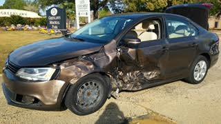 Car Wreck Sophonia Moore