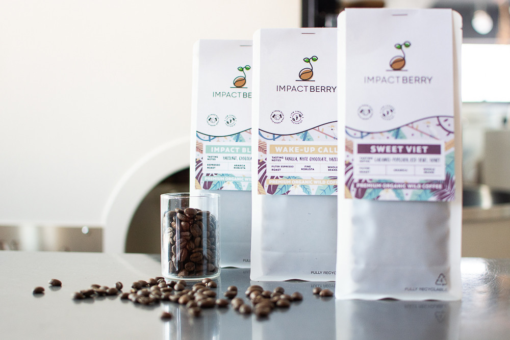 content marketing for coffee company