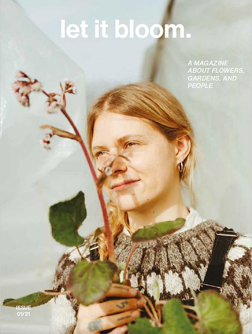let it bloom. 01/21 ENGLISH digital edition