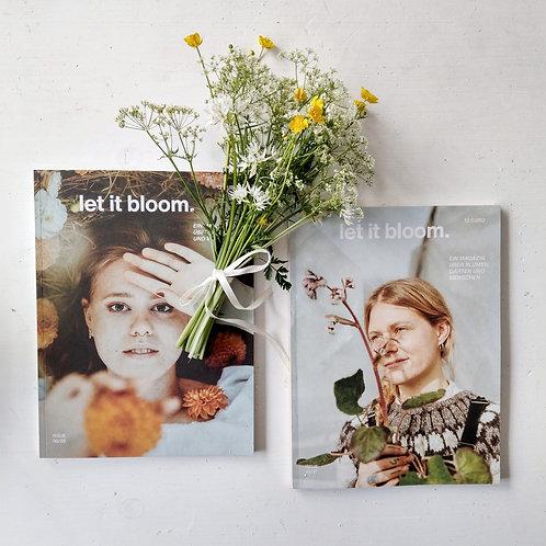 Doppelpack: Erstausgabe & Frühlingsausgabe