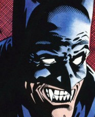 Batman vs. Dracula (or How I Became a Writer)