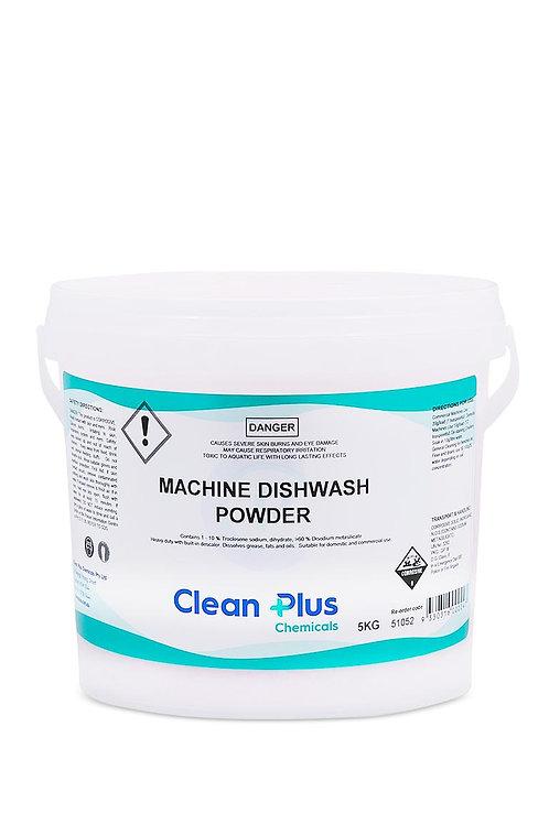 CLEANPLUS MACHINE DISHWASHING POWDER 5KG
