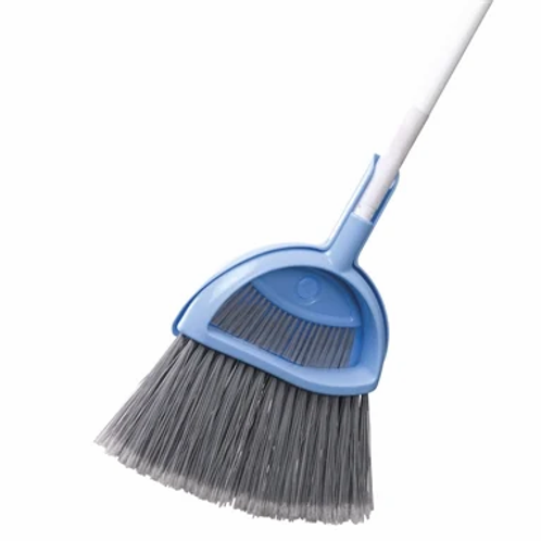 OATES CATCH ALL BROOM AND DUSTPAN SET