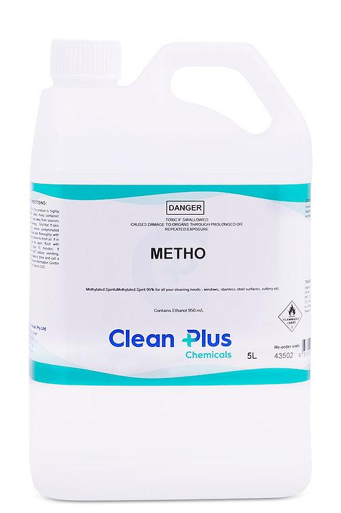 CLEANPLUS METHO 5LTR