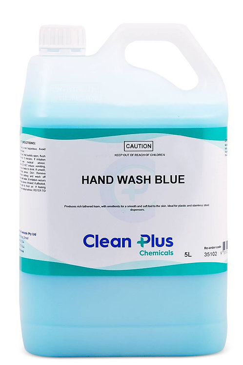CLEANPLUS HAND WASH BLUE 5LTR