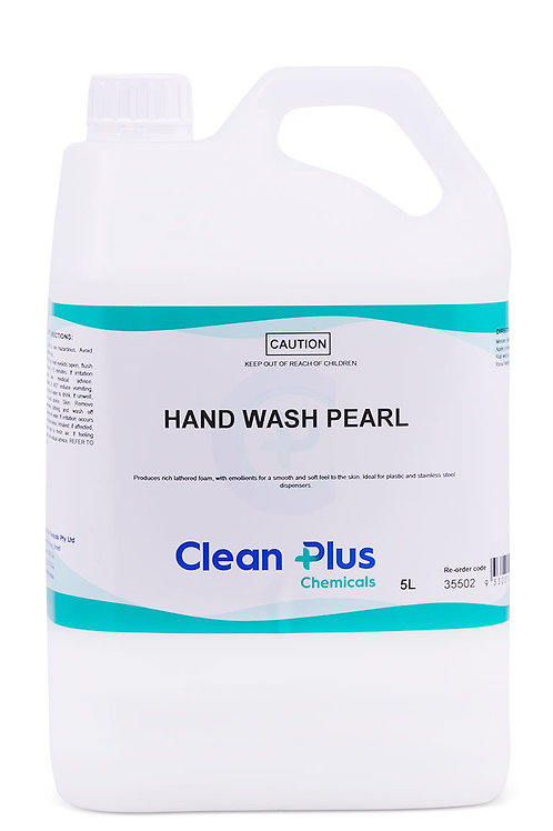 CLEANPLUS HAND WASH PEARL 5LTR