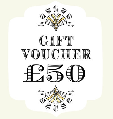 House of Drewvid Gift Voucher £50