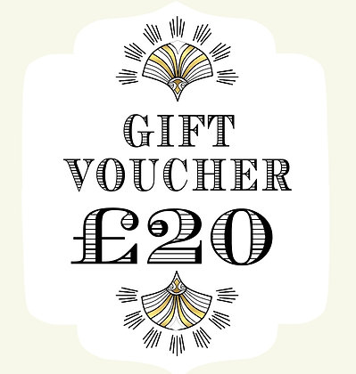 House of Drewvid Gift Voucher £20