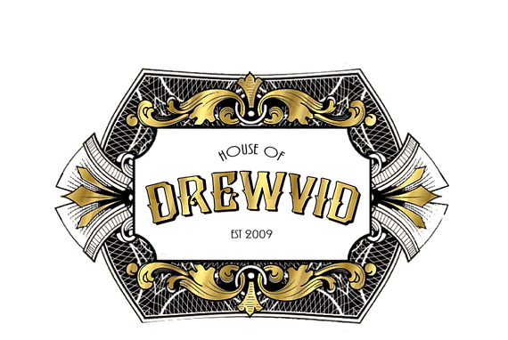 House of Drewvid Logo