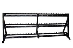 MAX#824C 3-Tier Dumbell Rack