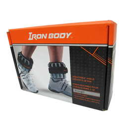 Iron Body Ankle And Wrist Weights