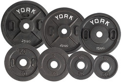 CALIBRATED OLYMPIC PLATE- KG&LBS