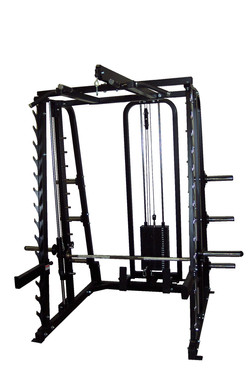 MAX#HSM3 Smith Cage with Hi-Low Row